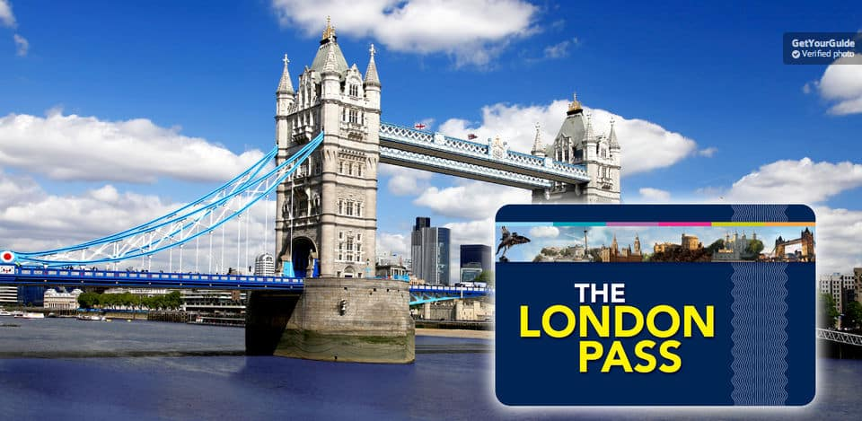 London Pass bestellen